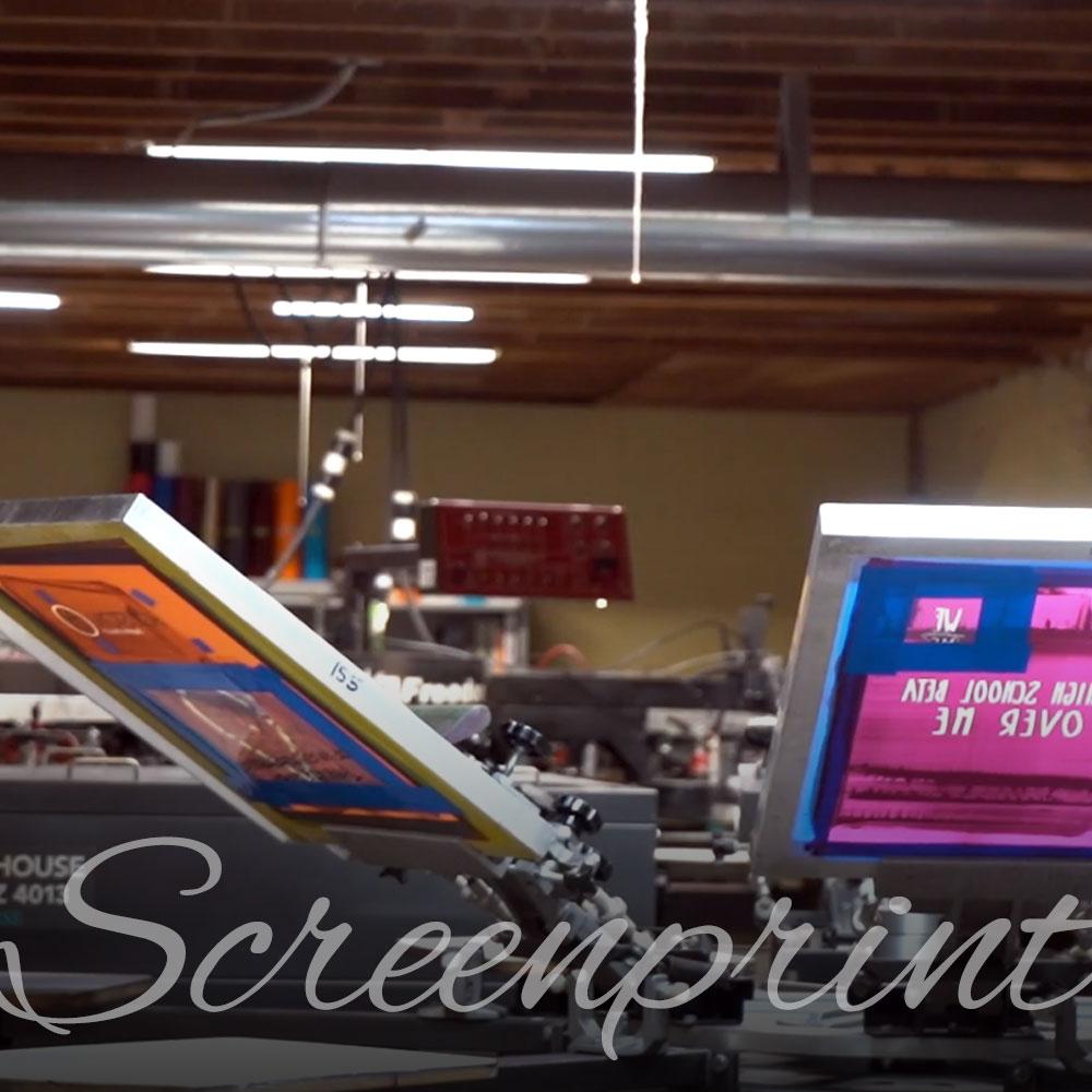Screenprinting in Houston, MS